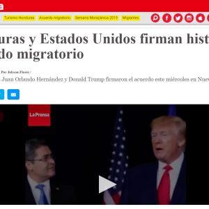 Mientras que México y Centroamérica ceden a las presiones de Trump, las Cortes en EE. UU. frenan la detención de menores
