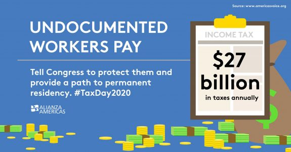 Undocumented TaxDay2020 _FB Post-Event Cover